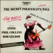 Click here for more info about 'The Secret Policeman's Ball - Airplay Sampler EP'