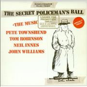 Click here for more info about 'The Secret Policeman's Ball - The Secret Policeman's Ball - gold promo stamp'