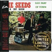 The Seeds Bad Part Of Town UK CD album