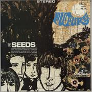 The Seeds Future Greece vinyl LP