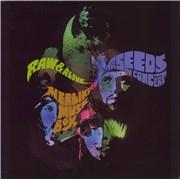 The Seeds Raw & Alive/ Merlin's Music Box - White Vinyl Germany vinyl LP