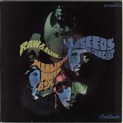The Seeds Raw And Alive - The Seeds In Concert At Merlin's Music Box USA vinyl LP