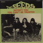 Click here for more info about 'The Seeds - Satisfy You - Numbered'