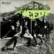 The Seeds The Seeds - Mono USA vinyl LP