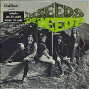 The Seeds The Seeds - Stereo - Red Label USA vinyl LP
