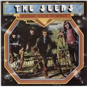 The Seeds The Seeds UK vinyl LP