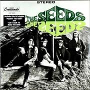 The Seeds The Seeds USA vinyl LP