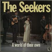 Click here for more info about 'The Seekers - A World Of Their Own'