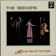 Click here for more info about 'The Seekers - Live At The Talk Of The Town - 2nd'