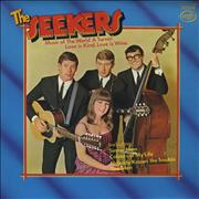 Click here for more info about 'The Seekers - Love Is Kind Love Is Wine'