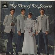 Click here for more info about 'The Seekers - The Best Of The Seekers - EX'