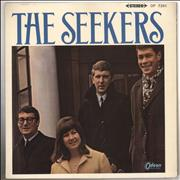 Click here for more info about 'The Seekers - The Seekers - Red Vinyl'