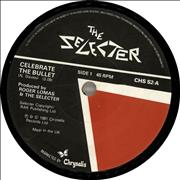 Click here for more info about 'The Selecter - Celebrate The Bullet'