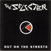 Click here for more info about 'The Selecter - Out On The Streets'