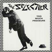 Click here for more info about 'The Selecter - Too Much Pressure - Splatter Vinyl'