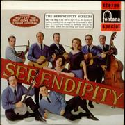 Click here for more info about 'The Serendipity Singers - The Serendipity Singers'