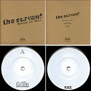 Click here for more info about 'The Servant - Heaven Or Hell EP'