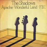 Click here for more info about 'The Shadows - Apache - P/S'