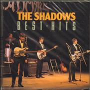 Click here for more info about 'The Shadows - Best Hits - Sealed'