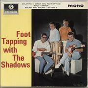 Click here for more info about 'Foot Tapping With The Shadows'