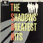 Click here for more info about 'The Shadows - Greatest Hits'