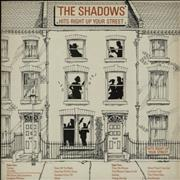 Click here for more info about 'The Shadows - Hits Right Up Your Street - gold stamp'