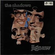 Click here for more info about 'The Shadows - Jigsaw - 1st'