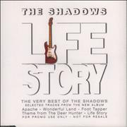 Click here for more info about 'The Shadows - Life Story - Sampler'