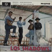 Click here for more info about 'The Shadows - Los Shadows - Flamenco sleeve'