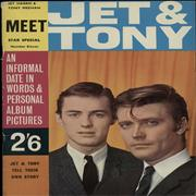 Click here for more info about 'The Shadows - Meet Jet & Tony - Star Special Number Eleven'