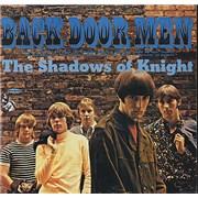 The Shadows Of Knight Back Door Men USA vinyl LP