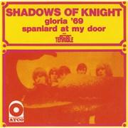 The Shadows Of Knight Gloria '69 France CD single