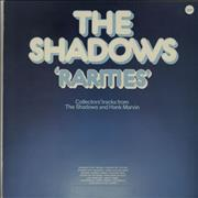 Click here for more info about 'The Shadows - Rarities - Laminated Sleeve'