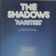 Click here for more info about 'The Shadows - Rarities'