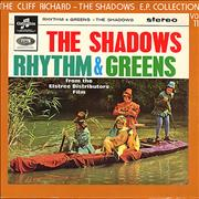 Click here for more info about 'The Shadows - Rhythm & Greens'