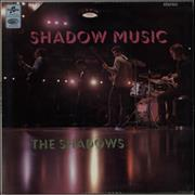 Click here for more info about 'The Shadows - Shadow Music - 1st'