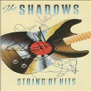 Click here for more info about 'The Shadows - String Of Hits - Autographed'