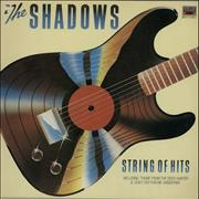 Click here for more info about 'The Shadows - String Of Hits'