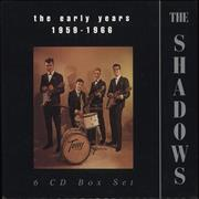 Click here for more info about 'The Shadows - The Early Years 1959-1966'