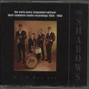 Click here for more info about 'The Shadows - The Early Years (Expanded Edition): Their Complete Studio Recordings 1959-1966'