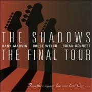 Click here for more info about 'The Shadows - The Final Tour + Ticket Stub & Flyer'