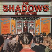 Click here for more info about 'The Shadows - The Shadows At The Movies'