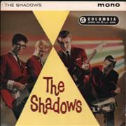 Click here for more info about 'The Shadows - The Shadows EP - 1st'