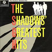 Click here for more info about 'The Shadows - The Shadows' Greatest Hits - 3rd'