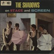 Click here for more info about 'The Shadows - The Shadows On Stage And Screen'