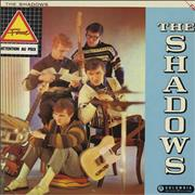 Click here for more info about 'The Shadows - The Shadows'