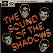 Click here for more info about 'The Shadows - The Sound Of The Shadows - 1st'