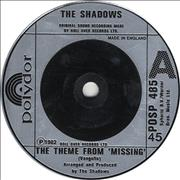Click here for more info about 'The Shadows - The Theme From 'Missing''