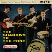 Click here for more info about 'The Shadows - To The Fore - 1st - VG'