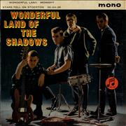 Click here for more info about 'The Shadows - Wonderful Land Of The Shadows - 2nd'
